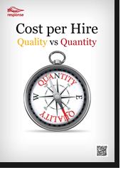 Response Recruitment Cost Per Hire Quality vs Quantity