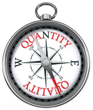 Response Recruitment Quantity versus Quality