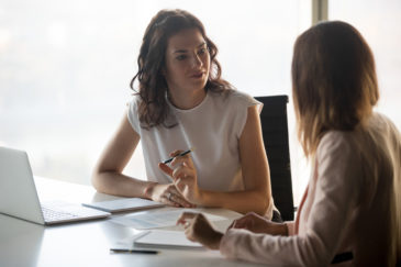 Interview techniques for assessing candidates