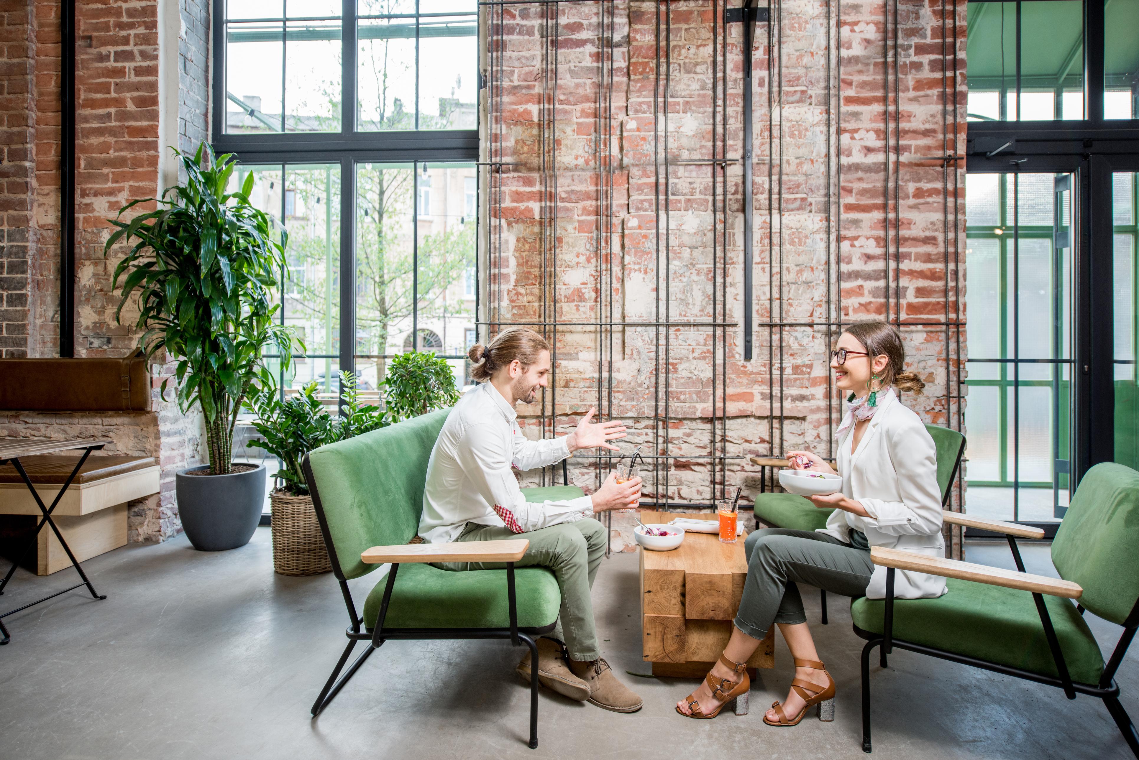 Office design ideas to attract Millennials